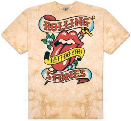 The Rolling Stones – Tattoo You Classic T-Shirt Music