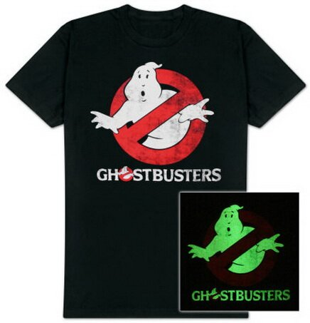 GhostBusters - Logo to Go T-Shirt Movie