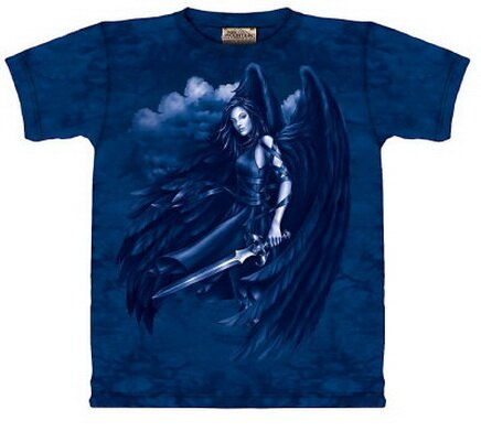 Fallen Angel T-Shirt Fantasy
