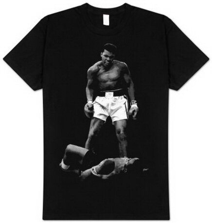 t shirt men 39 s and women 39 s t shirts muhammad ali t. Black Bedroom Furniture Sets. Home Design Ideas