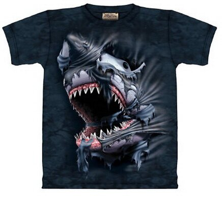 Breakthrough Shark T Shirt Nature and Animals