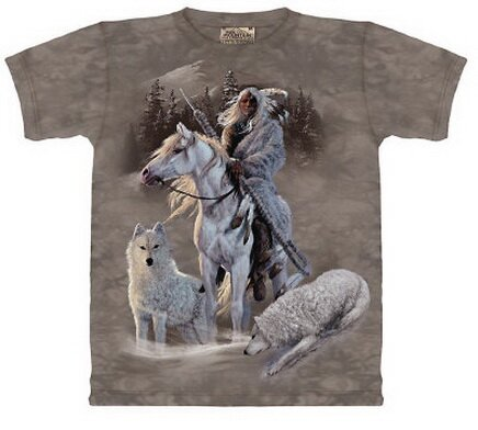 Companions of the Hunt T-Shirt Nature and Animals