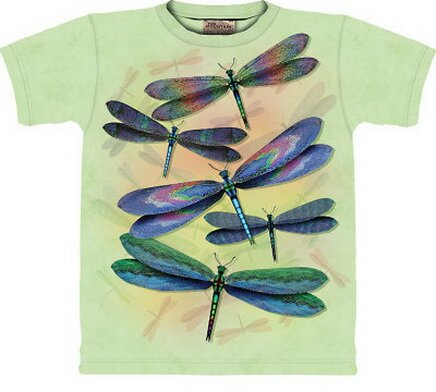 Dragonfly Dance T-Shirt Nature and Animals