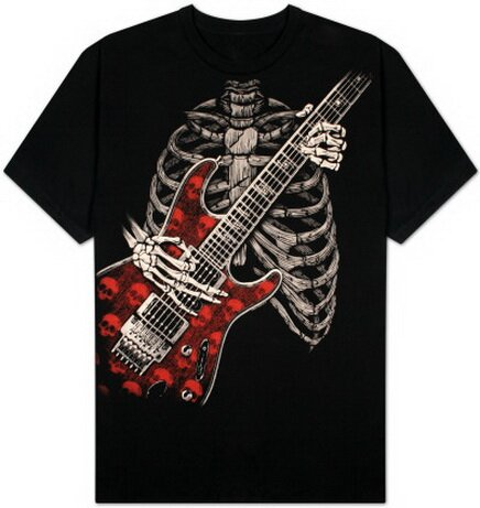 Boney's Riff T-Shirt Holiday