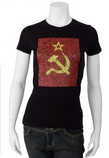 Russian Flag Women's T-Shirt World Culture