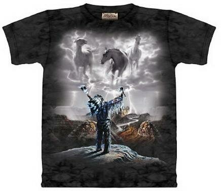 Summoning the Storm T-Shirt World Culture