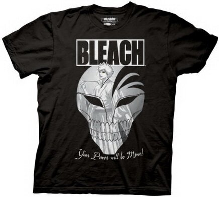 Bleach - Your Power Will Be Mine Hollow Ichigo T-Shirt Anime