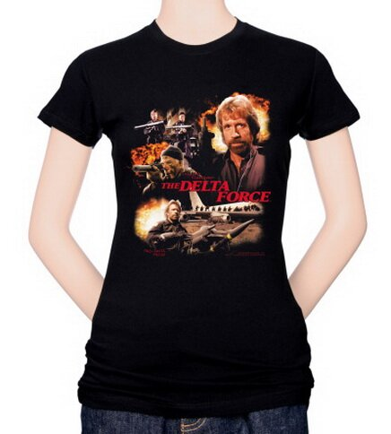 Action Pack Women's T-Shirts Movie