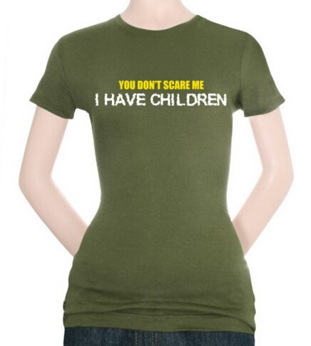 I Have Children Women's T-Shirts Funny