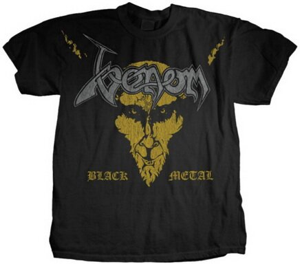Venom - Black Metal T-Shirt Music