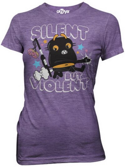 Katinja - Steve Violent Women's T-Shirt Funny