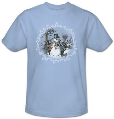 Let It Snow Christmas T-Shirt