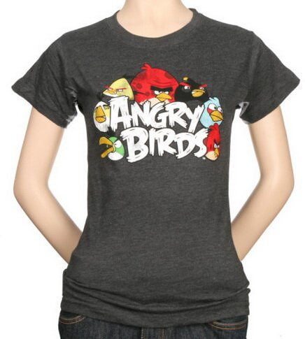 Angry Birds - The Nest Women's T-Shirt Video Game