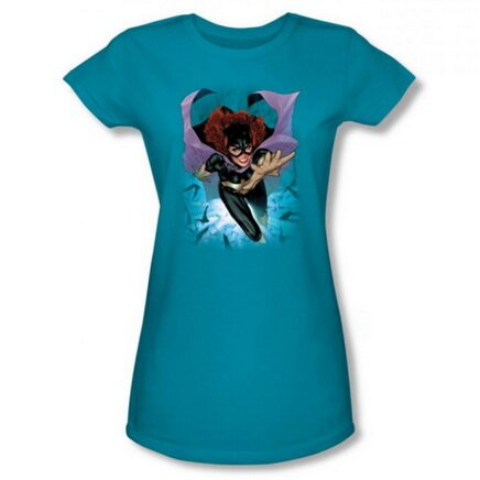 Batgirl Women's T-Shirt Comics