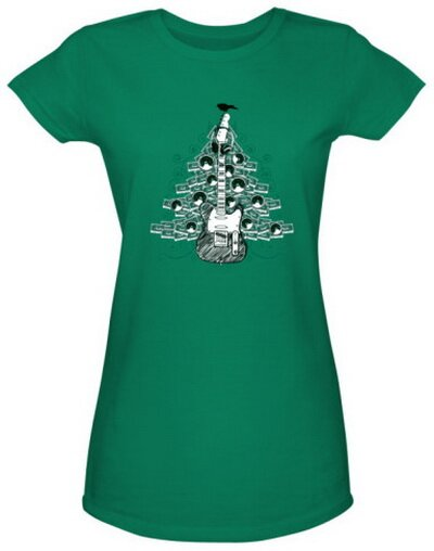 Rockin Christmas Women's T-Shirt