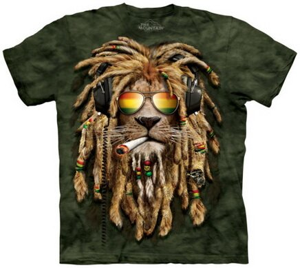 Smokin Jahman T-Shirt World Culture