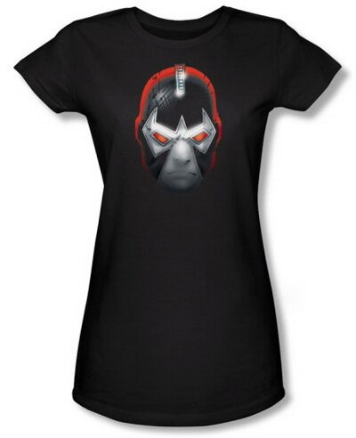 Batman - Bane Head Women's T-Shirt Comics