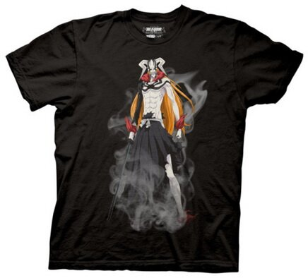 Bleach New Hollow Ichigo Form With Smoke T-Shirt Anime