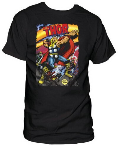 The Mighty Thor T-Shirt Comics
