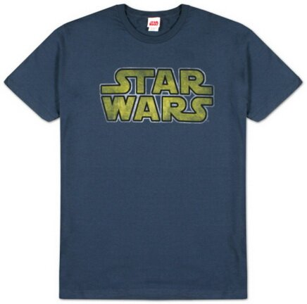 Star Wars - Star Logo Tshirts Movie