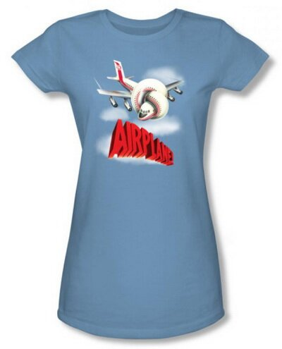 Airplane Logo Women's T-Shirts Movie