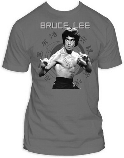 Bruce Lee Jun Fun T-Shirts Celebrity