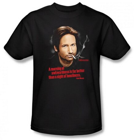 Californication Morning Night T-Shirt TV