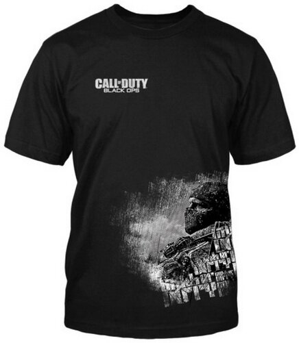 Call Of Duty Black Ops Ski Mask T-Shirts Video Game