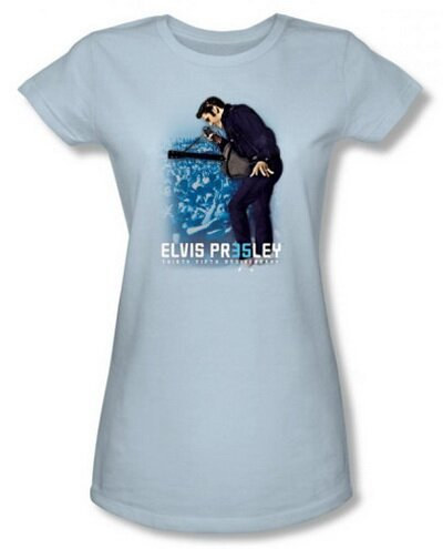Elvis Presley 35th Anniversary Women's T-Shirt Music