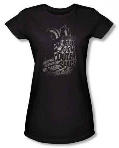 I Married A Monster From Outer Space - Suddenly Things Women's T-Shirt Movie