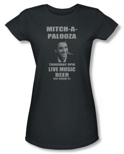 Old School Mitch A Palooza Women's T-Shirt Movie