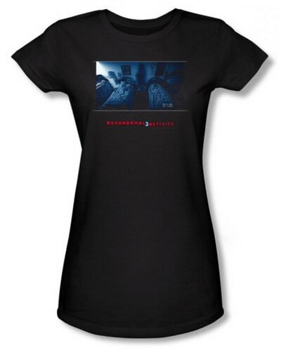 Paranormal Activity - Paranormal Poster Women's T-Shirt Movie