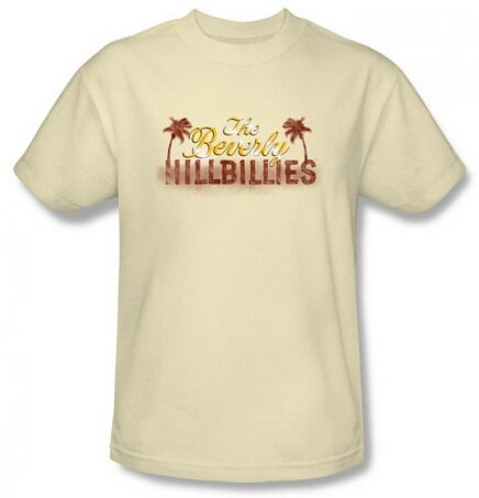 The Beverly Hillbillies Dirty Hillbillies T-Shirts TV
