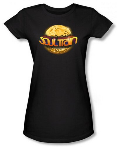 Soul Train Disco Ball Women's Tshirts TV