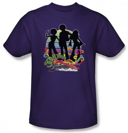 Soul Train Soul Dancers T-Shirt TV
