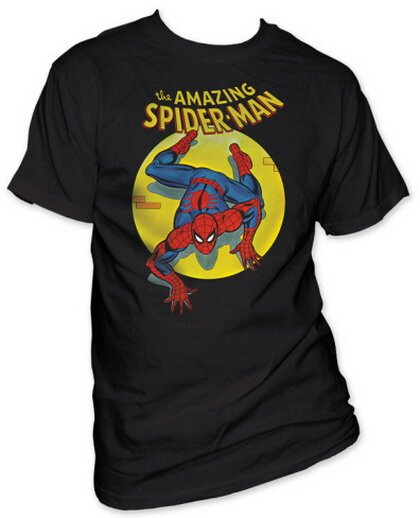 Spider-Man Spotlight Tshirt Movies