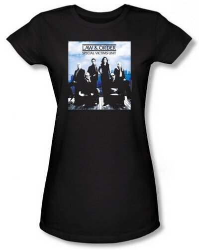 Law And Order - Crew 13 Women's T-Shirt TV