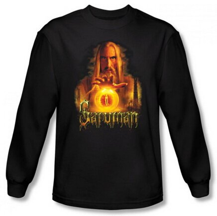 Lord Of The Rings - Saruman long sleeve t-shirt