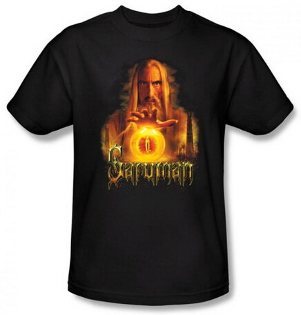 Lord Of The Rings - Saruman T-Shirt movie