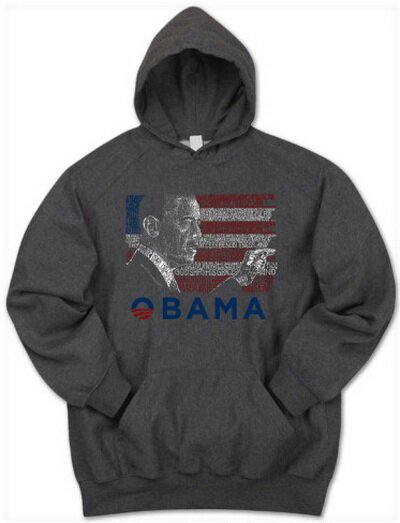 President Barack Obama Hoodie T-Shirt Celebrities