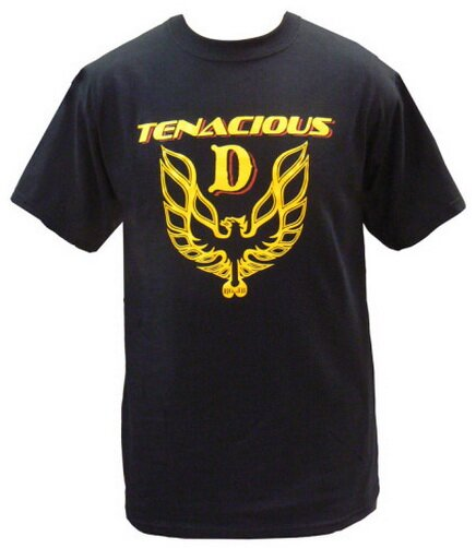 Tenacious D Firebird T t-shirt movie