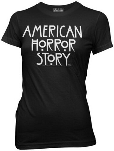 American Horror Story Logo women's tee shirt TV