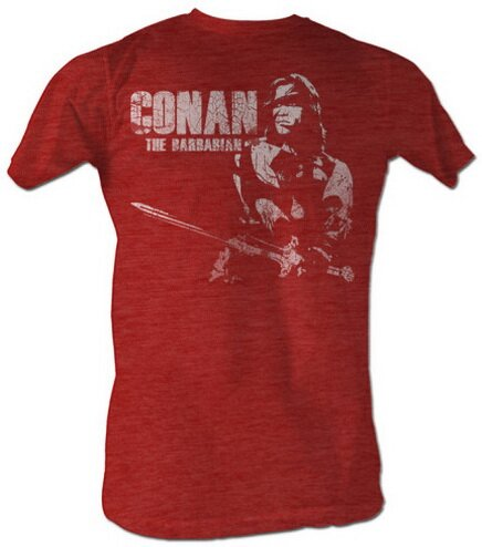 Conan White t-shirts Movie