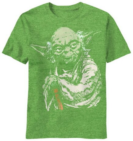 Star Wars Master Force Slim Fit t-shirts movie