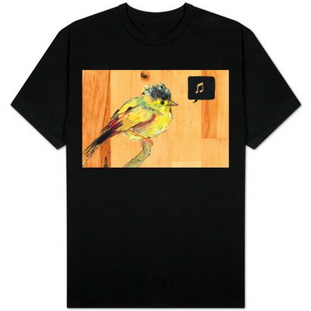 Tweet t-shirt art