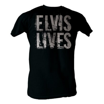 Elvis Presley Elvis Lives t-shirt celebrity