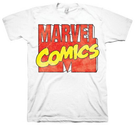 Marvel Logo t-shirt comics