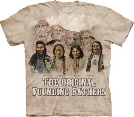 The Originals Founding Fathers t-shirts world culture