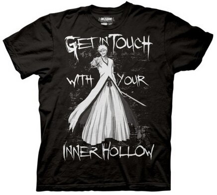 Bleach Your Inner Hollow t-shirt anime