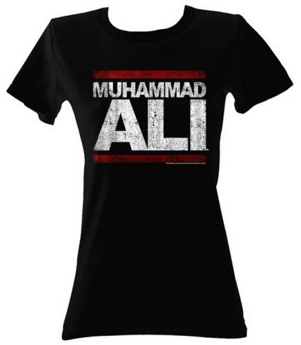Muhammad Ali Run Ali Women's T-Shirt Celebrity